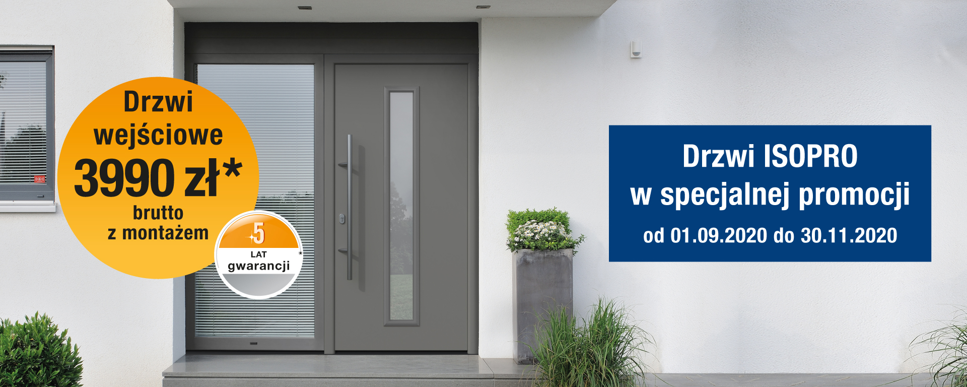Drzwi ISOPRO