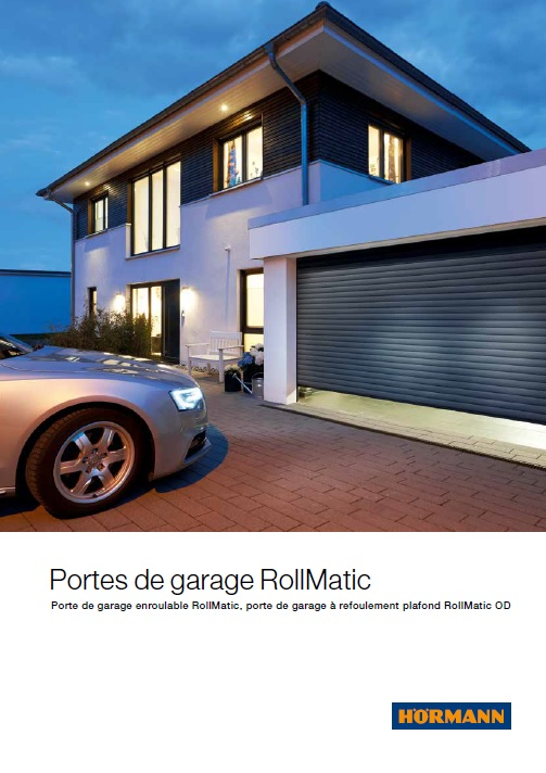 Porte De Garage Enroulable Pour Votre Maison Hormann France