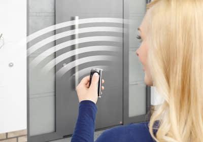 Внутренние двери с приводом двери PortaMatic