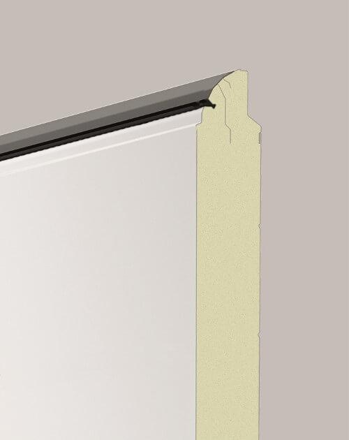 Garagen-Sectionaltor LPU 67 Thermo